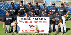 Simply Natural Product's Danny Pawelek named MSBL 'Iron Man'